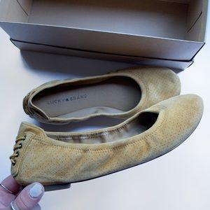 Lucky Brand | New in Box Echo Ballet Flats Size 8